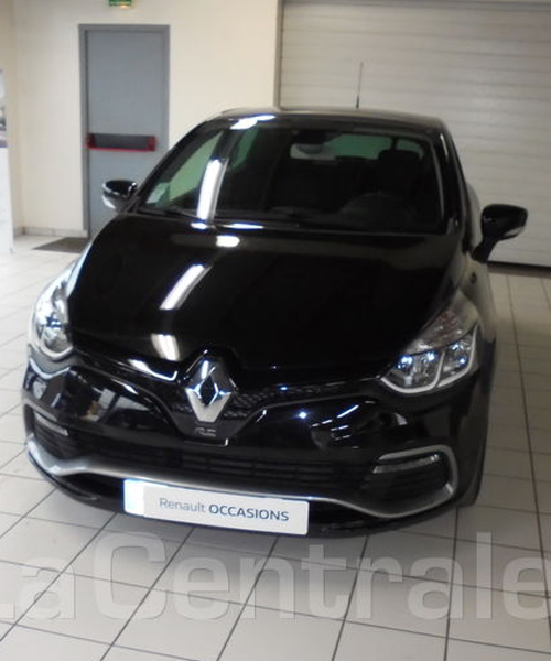 voiture renault occasions noire